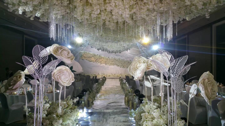 西安秘诀介绍婚礼现场的婚庆绘制matlab布置sincos函数图图片